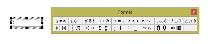 Formeleditor 3.0